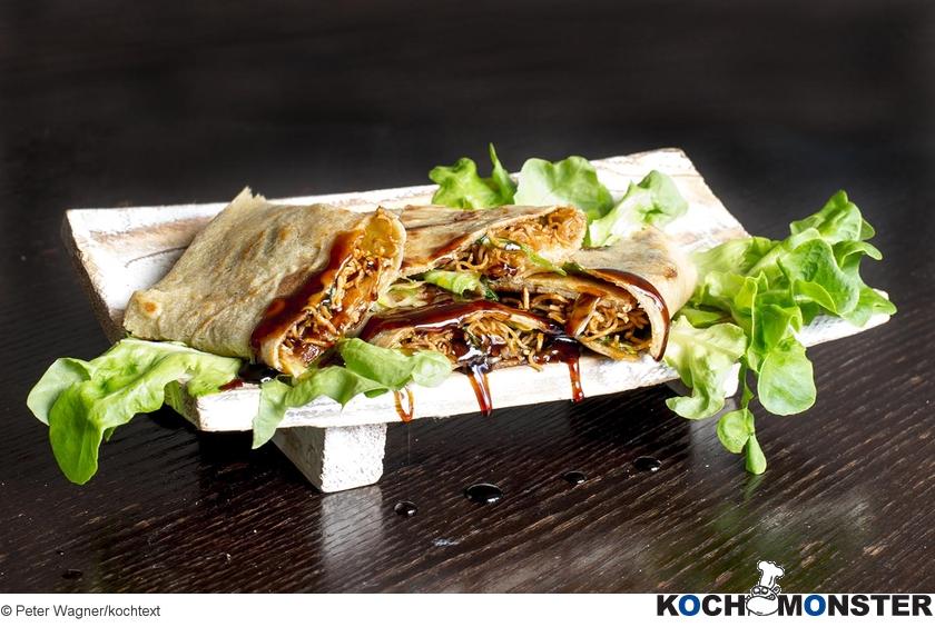 Jianbing - KOCHMONSTER | Deutschlands erstes Kochportal für Männer