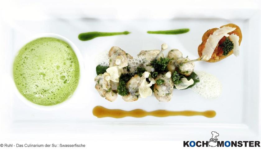 Sauté von Froschschenkeln mit Tomate – Knoblauch – Petersilie ...
