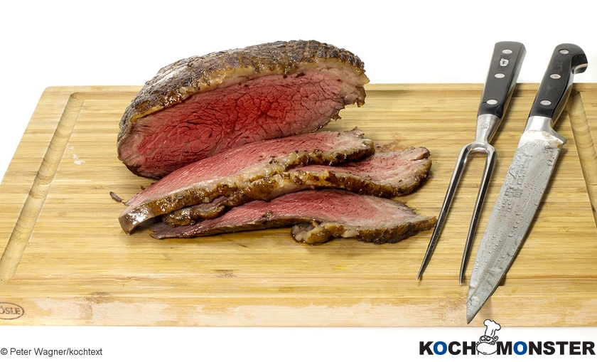 Picanha vom Grill