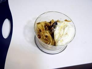 icli k fte mit maulbeerenchutney minzjoghurt und auberginencreme kochmonster deutschlands. Black Bedroom Furniture Sets. Home Design Ideas