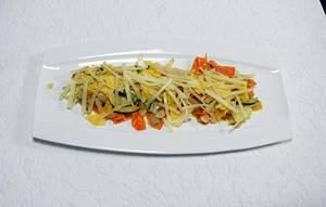 Solomillo mit taco gem se kochmonster deutschlands for Koch yamaguchi